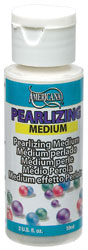 Pearlizing Medium perłowe DecoArt 59 ml