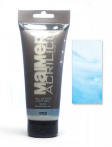 Medium matowe Maimeri Acrylico 200ml